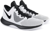 Nike AIR PRECISION II SS 19 Basketball Shoes For Men(Black, White)