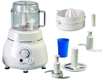 Grizzly 3 in 1 Atta Kneader & Chopper & Whipper 650 W Food Processor(Multicolor)