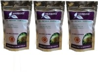 Herbins Herbal Henna Combo-3 Hair Color(Black)