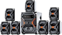 I Kall IK-2222 Bluetooth Tower Speaker(Black, 7.1 Channel)