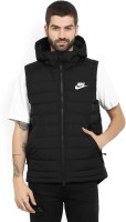 Nike Sleeveless Solid Men's Jacket