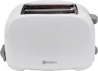 Koryo KPT1000 750 Pop Up Toaster(White)