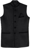 RiverHill Sleeveless Solid Men Jacket