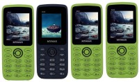 Mymax M42 Combo of Four Mobiles(Green&Black$$Blue&Black$$Green&Black$$Green&Black)
