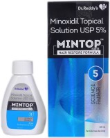 Mintop Minoxidil topical 5% solution(.60 ml)