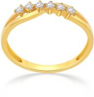 Malabar Gold and Diamonds SKYFRDZ084 22kt Cubic Zirconia Yellow Gold ring