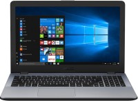Asus APU Dual Core A9 - (4 GB/1 TB HDD/Windows 10 Home/2 GB Graphics) R542BP-GQ058T Laptop(15.6 inch, Dark Grey, 2.3 kg)