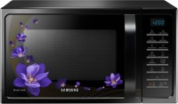 Samsung 28 L Convection Microwave Oven(MC28H5025VC/TL, Black)