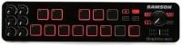 Samson MD13 Graphite MD13 Mini USB MIDI Controller Analog Portable Keyboard(25 Keys)