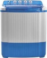 Micromax 7.2 kg Semi Automatic Top Load White, Blue(MWMSA725TVRS1BL)