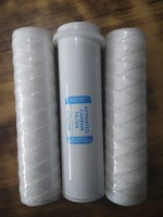 KENT excell plus Wound Filter Cartridge(0.005, Pack of 3)