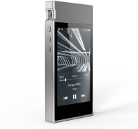 FiiO M7 High Resolution Lossless Music Player with HiFi Bluetooth FM Radio & Full Touch Screen 2 GB MP4 Player(Silver, 3.2 Display)