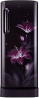 View LG 235 L Direct Cool Single Door 4 Star Refrigerator(Purple Glow, GL-D241APGX)  Price Online