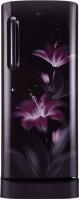 View LG 235 L Direct Cool Single Door 4 Star Refrigerator(Purple Glow, GL-D241APGX) Price Online(LG)