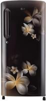 LG 190 L Direct Cool Single Door 4 Star Refrigerator(Hazel Plumeria, GL-B201AHPX) (LG)  Buy Online