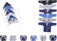 Fareto New Born Unisex Baby Daily Use clothing combo(Multicolor)