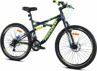 Hercules Roadeo Hannibal Medium 26 T Mountain Cycle(21 Gear, Green, Black)