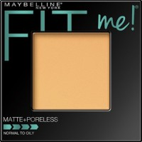 Maybelline Fit Me Matte Poreless Powder Compact(Natural Beige, 8.5 g)