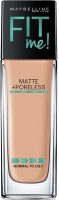 Maybelline Fit Me Matte Plus Poreless Foundation(Natural Beige - 220)