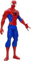 Wishkart Ultimate Spiderman Titan Hero Series Spider-Man 12-Inch Figure(Multicolor)