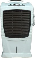 AdevWorld FRESH AIR BLASTER Tower Air Cooler(Grey, 85 Litres)