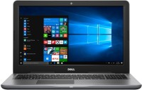 View Dell Inspiron 15 5000 Core i3 6th Gen - (4 GB/1 TB HDD/Windows 10 Home) 5567 Laptop(15.6 inch, Grey, 2.36 kg) Laptop