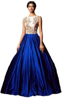 Florence Anarkali Gown(Blue)