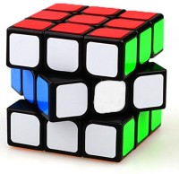 D ETERNAL cube 3x3x3 cube high speed stickerless magic cube 3x3 puzzle cube brainteaser toy(1 Pieces)