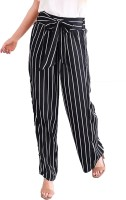 Infispace Flared Women Multicolor Trousers