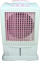 AdevWorld Cool Star Tower Tower Air Cooler(White, 85 Litres)