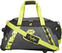 Skybags XENON DFT 55 BLACK Duffel Strolley Bag(Black)