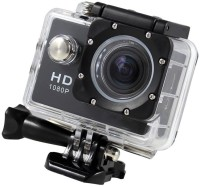 ALONZO Action Camera Ultra HD Sports Video Cam Waterproof DV Underwater Camcorder 12MP 30M Diving Sports and Action Camera(Black, 12 MP)