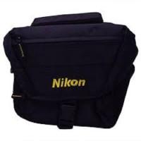 JUST ONE CLICK NIKON  Camera Bag(Black)