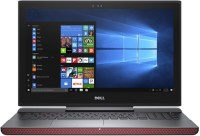 Dell Inspiron 15 7000 Core i7 7th Gen - (16 GB/1 TB HDD/256 GB SSD/Windows 10 Home/4 GB Graphics) 7567 Gaming Laptop(15.6 inch, Black, 2.62 kg, With MS Office)