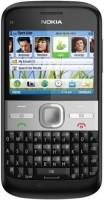 Nokia E5 (Black, 256 MB)(256 MB RAM)