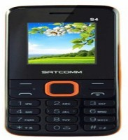 Satcomm S4(Black & Orange)
