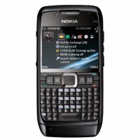 Nokia E71(Black)