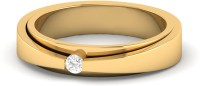PC Jeweller The Lothar 22kt Yellow Gold ring