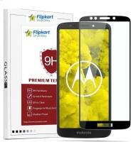 Flipkart SmartBuy Edge To Edge Tempered Glass for Motorola Moto G6 Play(Pack of 1)
