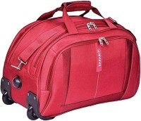 Safari (Expandable) B01JGFMSLS Duffel Strolley Bag(Red)