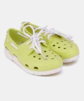 Crocs Boys & Girls Lace Clogs(Yellow)