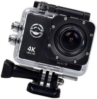 ALONZO Wifi Action Camera, 4K Action Waterproof Sport Camera Ultra HD 16MP 40M 170°Adjustable Wide Angle Lens 2
