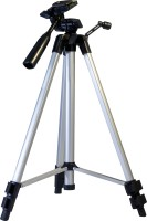 Digitek DTR 450 LT with Phone Clip Holder Tripod(Black, Silver, Supports Up to 3000 g)
