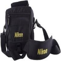 JUST ONE CLICK DLSR BAG NIKON  Camera Bag(Black)