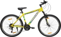 HERCULES Roadeo Rampage 26 T Mountain/Hardtail Cycle(21 Gear, Yellow)