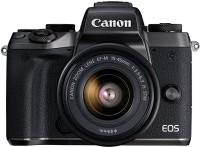 Canon M5 Mirrorless Camera EF-M15-45 IS STM(Black)