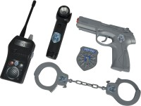 SIMBA World Of Toys Police Equipment In Carry Case