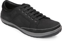 Red Chief RC3554 001 Casuals For Men(Black)