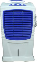 View MOFKOF MODERN COOL BREEZE Tower Air Cooler(Blue, 85 Litres) Price Online(MOFKOF)
