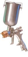 Painter Painter Industrial Spray Gun 1 PINT SPRAY GUN PR-01 Air Assisted Sprayer(Silver)